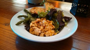 Albacore Tuna Salad at Joe Caribe