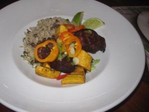 Haitian Griot at Joe Caribe